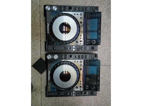 九成新先锋CDJ2000NXS二台打碟机