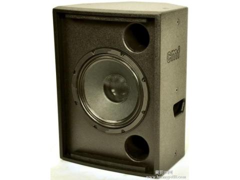 甘肃兰州新益程灯光音响工程独家代理CMF钕磁同轴音响