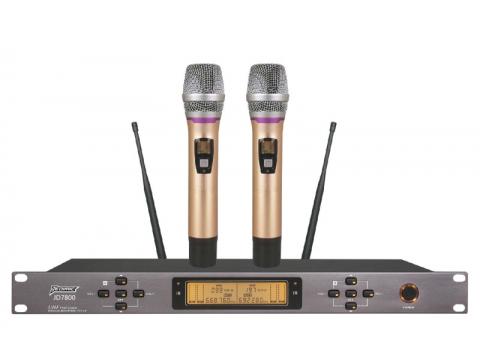 捷迪话筒高端KTV话筒JD7800
