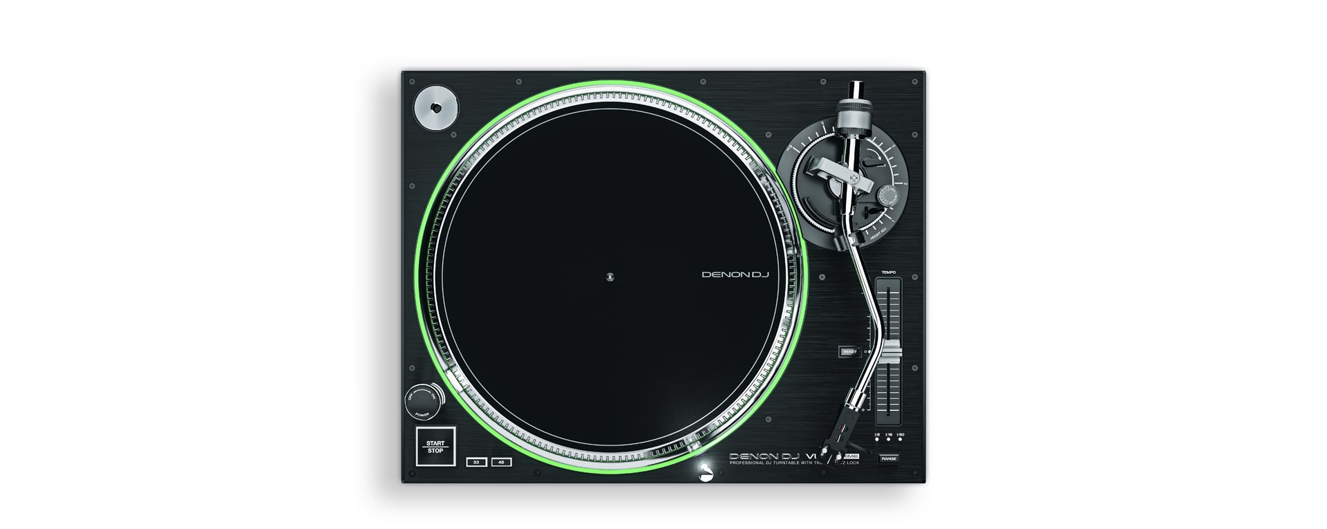 DENON VL12黑胶唱机