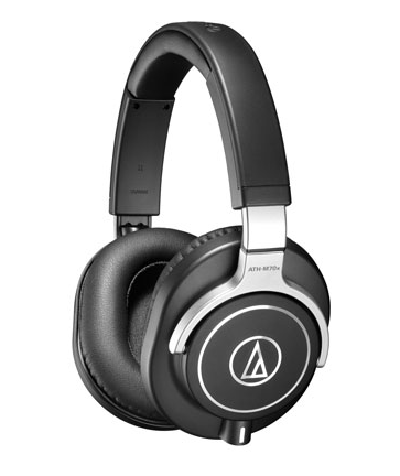 铁三角ATH-M70x 监听耳机