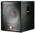 JBL JRX218S 单18寸低音音箱