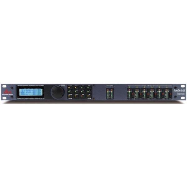 DBX DriveRack 260前置数字音频处理器