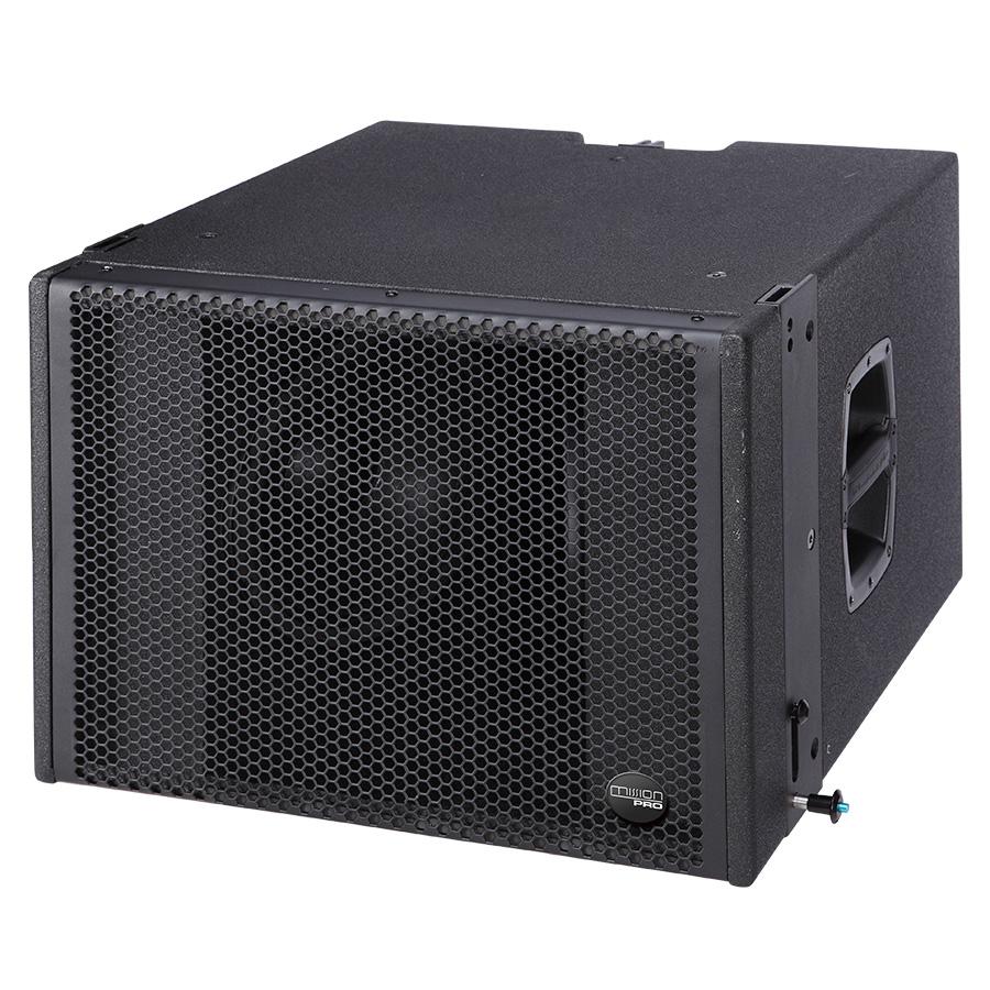 美声 Mission MDA205S 有源线阵音箱